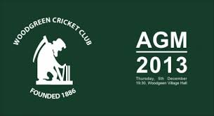 Cricket Club Agm News Woodgreen Cricket Club