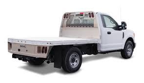 Platform Bodies | Messer Truck Equipment
