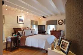 bedroom track lighting ideas. boston track lighting kits bedroom contemporary with exposed painted beams modern platform beds white brick ideas