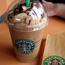 starbucks frappuccino tumblr. Interesting Frappuccino Order A Cinnamon Dolce Creme Frapp Ask For Addition Of Mocha Syrup With  Java Chips Blended And Cookie Crumble Top Red Velvet Frappuccino Inside Starbucks Tumblr D