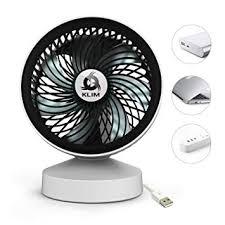 quiet desk fan. Contemporary Quiet KLIM Breeze USB Fan  High Performance Portable Desk Quiet Desktop  Table And F