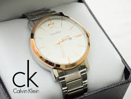 karachideals watches accessories men beardoil pk beard calvin klein ck deluxe silver chain gold plated dial watch for men for just rs 999