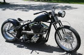custom bobber custom bobber frame for evolution motor cycles