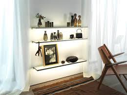 glass shelf lighting. Glass Shelf | GERA Light System 4 By Shelving Lighting