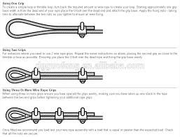 Crosby Wire Rope End Fittings  Lifting Equipment Specialists Bulldog Clamp Wire Rope
