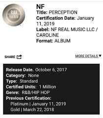 Nf Perception Lyrics And Tracklist Genius
