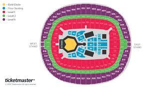 Heres The Wembley Stadium Seating Plan Ahead Of Westlife