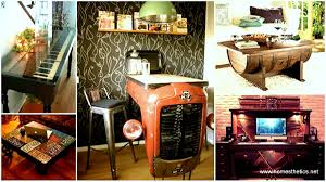 classic diy repurposed furniture pictures 2015 diy. 27 Unique Desks And Coffee Tables Materialized In Highly Creative DIY Projects Classic Diy Repurposed Furniture Pictures 2015