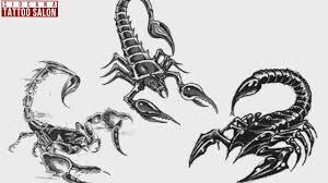 33 тату скорпион значение татуировки The Tattoo Salon Ciocana