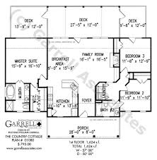 Best 25 One Story Houses Ideas On Pinterest  House Layout Plans Country Style Open Floor Plans