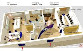 japanese office layout. Brilliant Japanese Edge 3perspective 31air Intended Japanese Office Layout D