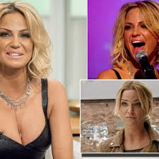 Sarah appeared on the 2002 tv series popstars: Sarah Harding How The Real Girls Aloud Wild Child Defied Her Critics And Took Control Mirror Online