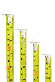 Tape Measure Chart Tape Measure Bar Chart Stock Images Download 5 Royalty