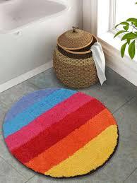 s9home by seasons colourblocked bath mat