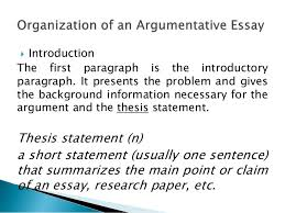 argumentative writing 5