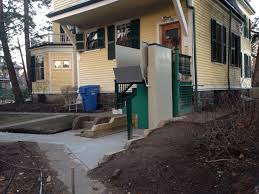 Operation Independence LLC  Exterior Wheelchair Lift In Boston - Exterior wheelchair lifts