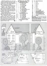Wooden Doll House Plans 45653gf Build Your Own Barbie Step