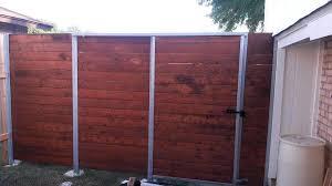 rolling fence rolling fence gate diy