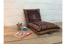 moroccan floor seating. Antique Tribal Kilim Moroccan Floor Cushion Seating Boho Saddle Bag Photo 1
