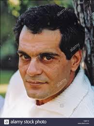 OMAR SHARIF egiziano attore di film circa 1960 Foto stock - Alamy