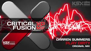 KSX128] Darren Summers - Play Dirty (Original Mix) - YouTube