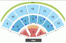 Xfinity Theater Seating Chart With Seat Numbers 64 Particular Xfinity Center Seat Map
