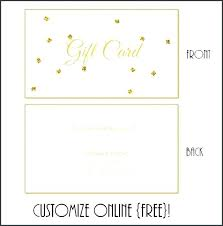 Making Certificates Online Free Printable Gift Certificate Templates Make Your Own