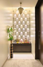 Pooja Area Design Pooja Room In Living Room Google Search Pooja Room