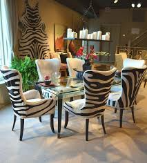 printed dining room chairs awe inspiring animal print best 25 zebra chair ideas on home