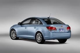 2011 Chevrolet Cruze Eco - GM-VOLT : Chevy Volt Electric Car Site ...