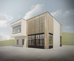 small office building design. Optimized Small Office Building 3d Obj Design