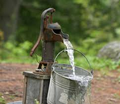 Image result for natural spring water well
