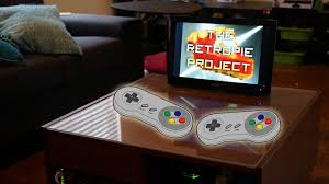 how to create the ultimate tech infused retro arcade coffee table you
