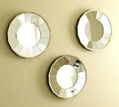 circle mirrors on wall round mirror wall decor indoor circle wall mirrors