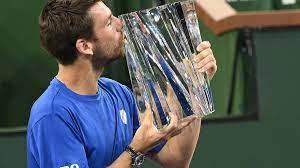 Tennis: Brite Cameron Norrie mit historischem Coup in Indian Wells