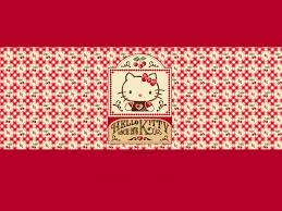 hello kitty vintage ppt backgrounds template for presentation hello kitty vintage powerpoint backgrounds templates