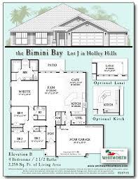 Sisson Meadows  Adams HomesFlorida Home Builders Floor Plans