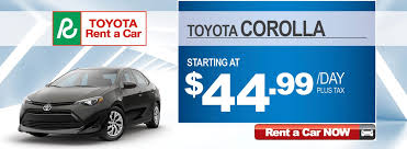 Rent A Car | Rent A Toyota Rockville MD