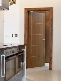 Image Cheap Stylish Soft Walnut Coloured Painted Door With Ivory Grooves Jb Kinds Eco Mocha internaldoor Garsengolfinfo 15 Best Modern Interior Doors Images Contemporary Interior Doors