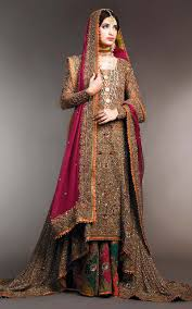 Top 10 Bridal Dress Designers Best Popular Top 10 Pakistani Bridal Dress Designers Hit