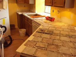 diy tile kitchen countertops: photos of in painting  tile kitchen countertops