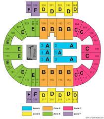 Pensacola Bay Center Seating Chart Pensacola Bay Center Tickets And Pensacola Bay Center