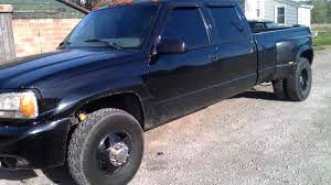 All Chevy 94 chevy 3500 : My 97 Chevy 3500 6.5 turbo diesel - YouTube