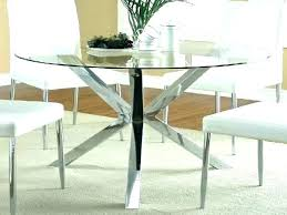 glass and oak round dining table round glass dining table with oak legs glass top oak