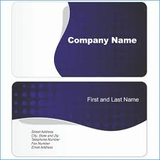 How To Get Word 2010 For Free Blank Template Business Cards Free For In Word Card Design