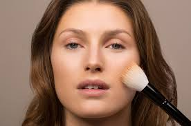 for longevity always seal your makeup with powder to help it stay put while people remember to set foundation on the t zone concealer in is often