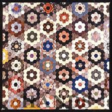 145 best Quilting images on Pinterest   Quilting projects, Hexagon ... & patchwork quilt patterns free   Patchwork Hexagon Pattern Free Quilting  Pictures Adamdwight.com