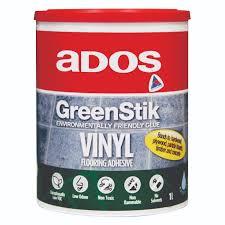 ados greenstik vinyl flooring adhesive