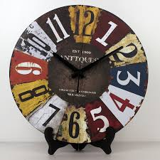 wholesale gifts and home decor clock romantic retro range shop by