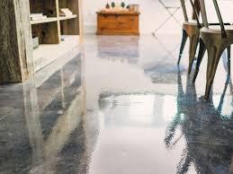 high impact low maintenance basement flooring ideas